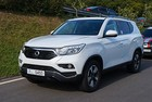 SsangYong Rexton 2017 sắp về Việt Nam cạnh tranh Fortuner