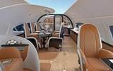 Nguyên mẫu máy bay xếp hình thay đổi nội thất của Airbus