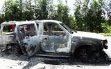 Con gái giám đốc thuê giang hồ phóng hỏa ôtô chở cha