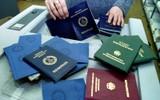 Vì sao hộ chiếu trên thế giới chỉ có 4 màu cơ bản