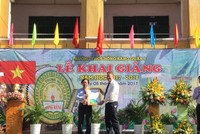Hội đồng anh trao danh hiệu ISA cho 14 trường học nhân ngày khai giảng