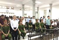 Đại án OceanBank: Đề nghị triệu tập nguyên Phó tổng OceanBank Trần Thanh Quang và Vietsovpetro