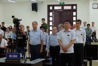 Bị cáo Đinh La Thăng phải chấp hành án phạt 30 năm tù