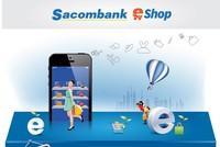 Kinh doanh hiện đại - điện thoại trao tay tại Sacombank