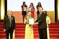 """Nam A Bank vào top 10 """"Doanh nghiệp tiêu biểu APEC 2017"""""""