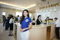 Nam A Bank phát hành thẻ ATM miễn phí cho thí sinh hoa hậu hoàn vũ  2017