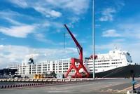 Đồng Tâm Group hợp long Cầu cảng số 2 - Cảng quốc tế Long An