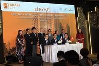NLG công bố hợp tác phát triển Dự án Akari City quy mô 4.600 căn hộ