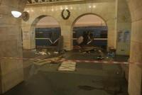 Tấn công khủng bố tàu điện ngầm Nga làm10 người chết, xuất hiện hình ảnh nghi phạm