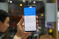 Samsung Galaxy S8 xách tay về Việt Nam, giá từ 17 triệu đồng