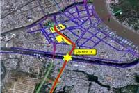 TP HCM muốn mở đường hơn 5.400 tỷ - nối quận 4 và 7
