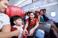 Vietjet Air tiếp tục tung 1 triệu vé 0 đồng