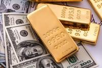 Sáng 25/4, giá vàng tiếp tục giảm sâu, tỷ giá USD trung tâm lên mức cao mới