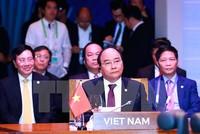 Thủ tướng Việt Nam nêu quan ngại về xu thế bảo hộ tại Cấp cao ASEAN