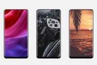 5 smartphone viền màn hình siêu mỏng sắp bán