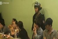 Sòng bạc ở trung tâm Sài Gòn bị trăm cảnh sát vây bắt