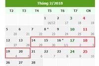 Bộ Lao động đề xuất nghỉ Tết 7 ngày