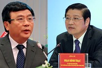 Ông Phan Đình Trạc và Nguyễn Xuân Thắng được bầu vào Ban bí thư