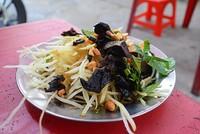 Nơi bán gỏi đu đủ khô bò lâu nhất Sài Gòn