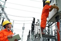 Giá điện tăng thêm 6,08% từ ngày mai