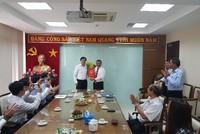 Nhân sự mới Bộ Xây dựng, Tổng cục Đường bộ Việt Nam