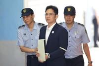 Người thừa kế Samsung Lee Jae-yong bị kết án 5 năm tù