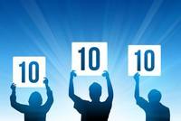 Top 10 cổ phiếu tăng/giảm mạnh nhất tuần: Ấn tượng cổ phiếu mới