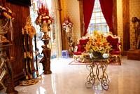 """""""Choáng"""" với những căn hộ dát vàng khoe đẳng cấp của đại gia Việt"""