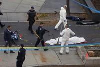 Nhân chứng tưởng vụ khủng bố New York là trò đùa Halloween