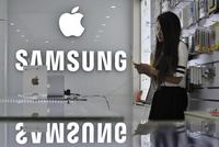 Smartphone của Samsung, Apple giảm thị phần tại Trung Quốc