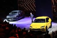 Lamborghini Urus ra mắt - siêu SUV và cuộc chơi lợi nhuận