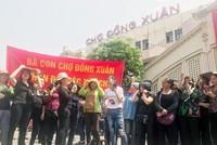 Vì sao tiểu thương không muốn chợ Đồng Xuân được xây mới?