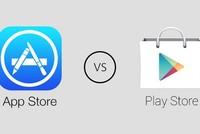 Kho ứng dụng cho iPhone thu về nhiều tiền gấp đôi Android