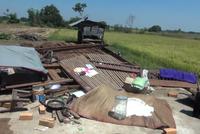 Nơi thiệt hại nặng nhất sau trận lốc xoáy khiến 600 nhà hư hỏng