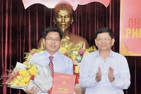 Bổ nhiệm nhân sự chủ chốt Phú Yên, Đà Nẵng