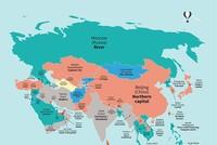 Ý nghĩa bất ngờ về tên của các thành phố trên thế giới