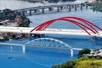 Dự án BOT đường thủy đầu tiên ở Sài Gòn sắp hoàn thành