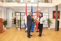 Đại sứ Việt Nam đảm nhiệm Chủ tịch luân phiên Ủy ban ASEAN tại La Haye