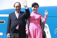 Thủ tướng lên đường thăm Singapore và dự hội nghị cấp cao ASEAN
