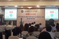 BHXH Việt Nam sẽ tổ chức Hội nghị Tập huấn cán bộ đầu mối về công tác thông tin đối ngoại