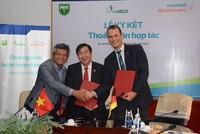 Lễ ký biên bản ghi nhớ nhằm tăng cường hợp tác trong lĩnh vực đào tạo y khoa