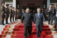 Mỹ khó xử vì chi phí khách sạn của Kim Jong-un