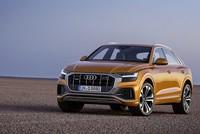 Audi Q8 trình làng - 'vũ khí' đấu BMW X6