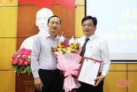 Nhân sự mới Hà Tĩnh, Kon Tum
