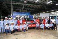 Toyota dốc thêm vốn vào Việt Nam