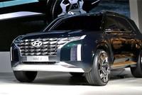 Grandmaster concept - định hướng dòng SUV mới của Hyundai