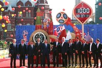 Các công ty Trung Quốc đua tài trợ World Cup