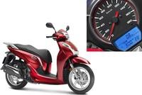 Honda trình làng mẫu xe SH300i mới và xe Lead phiên bản đặc biệt