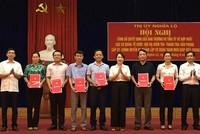 Yên Bái: Công bố quyết định hợp nhất một số cơ quan đảng - chính quyền
