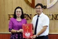 Nhân sự mới Hà Nội, Kiên Giang